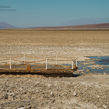 bad water, death valley | LENS MODEL NOT SET