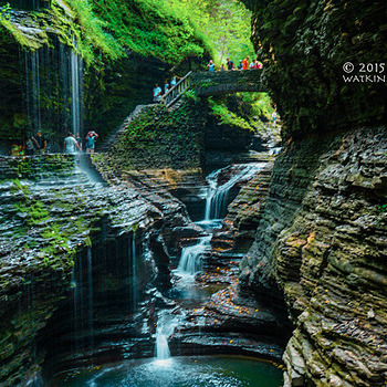 watkins glen- the gorge | LENS MODEL NOT SET <br> Click image for more details, Click <b>X</b> on top right of image to close