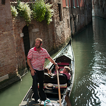 Gondolier | LENS MODEL NOT SET <br> Click image for more details, Click <b>X</b> on top right of image to close
