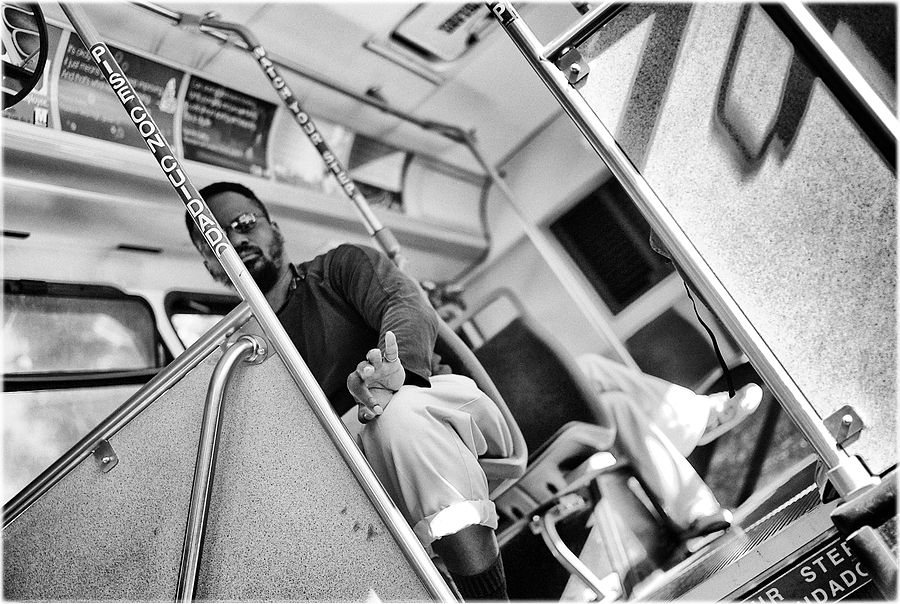 people on the bus: the flick | LEICA SUMMILUX 35MM F1.4 ASPH <br> Click image for more details, Click <b>X</b> on top right of image to close