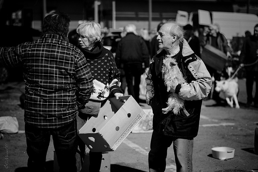 Waterloo Flea Market. | LEICA SUMMARIT 75MM F2.5 <br> Click image for more details, Click <b>X</b> on top right of image to close