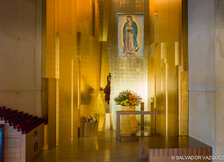 Cathedral of Our Lady of the Angels | LEICA SUMMARIT 35MM F2.5 <br> Click image for more details, Click <b>X</b> on top right of image to close