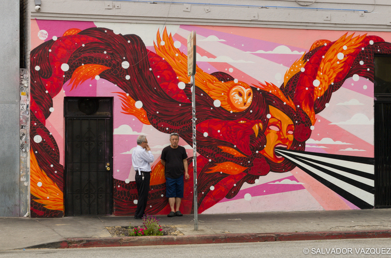 LA Art District | SUMMILUX-M 1:1.4/50 ASPH <br> Click image for more details, Click <b>X</b> on top right of image to close
