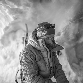 Suiting up for a long run to Chamonix | LEICA SUMMILUX 35MM F1.4 <br> Click image for more details, Click <b>X</b> on top right of image to close