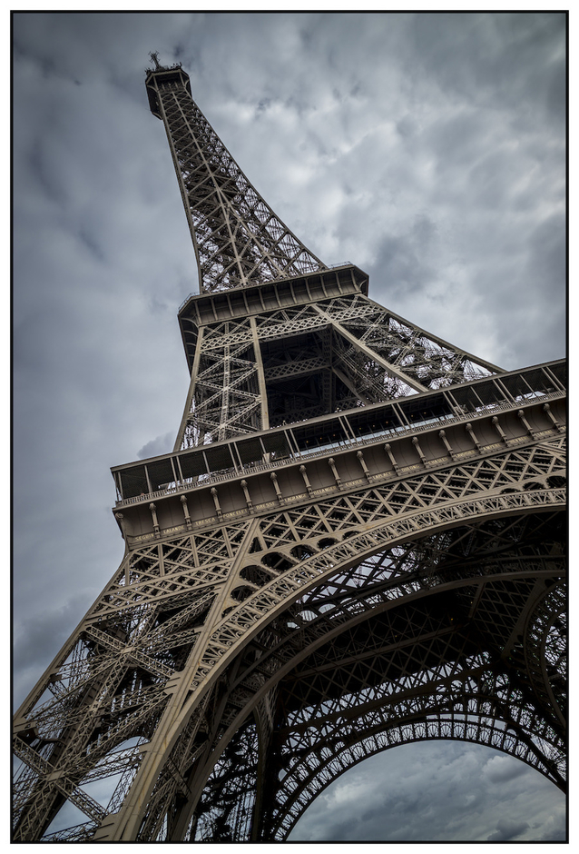 Eifel Tower | LEICA ELMARIT 28MM F2.8 ASPH <br> Click image for more details, Click <b>X</b> on top right of image to close