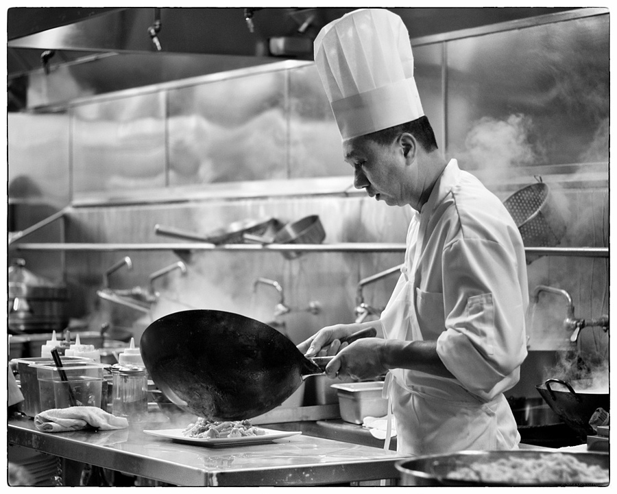 Chef, China Lounge | ZEISS ZM PLANAR T* F2.0 50MM <br> Click image for more details, Click <b>X</b> on top right of image to close