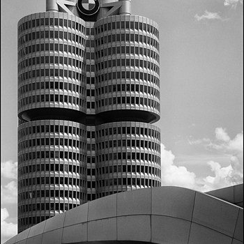 BMW Headquarters | LENS MODEL NOT SET <br> Click image for more details, Click <b>X</b> on top right of image to close