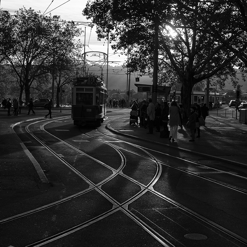 Old tram | LEICA 35MM F/1.4 SUMMILUX <br> Click image for more details, Click <b>X</b> on top right of image to close