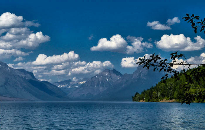 Lake McDonald | LENS MODEL NOT SET <br> Click image for more details, Click <b>X</b> on top right of image to close
