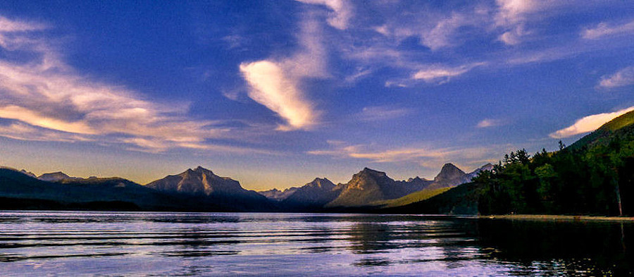 Lake McDonald, GNP | LENS MODEL NOT SET <br> Click image for more details, Click <b>X</b> on top right of image to close