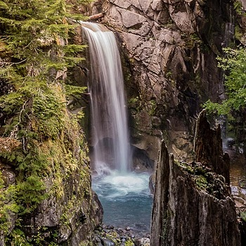 Christine Falls, Washington State | LENS MODEL NOT SET <br> Click image for more details, Click <b>X</b> on top right of image to close