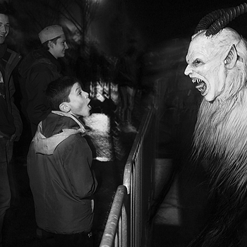 Krampus, Lana, Venosta, Italy | LEICA SUMMICRON 35MM F2. <br> Click image for more details, Click <b>X</b> on top right of image to close