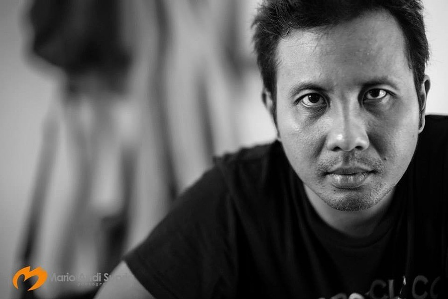 My Friend Putu Adi | LEICA NOCTILUX 50MM F0.95 ASPH <br> Click image for more details, Click <b>X</b> on top right of image to close