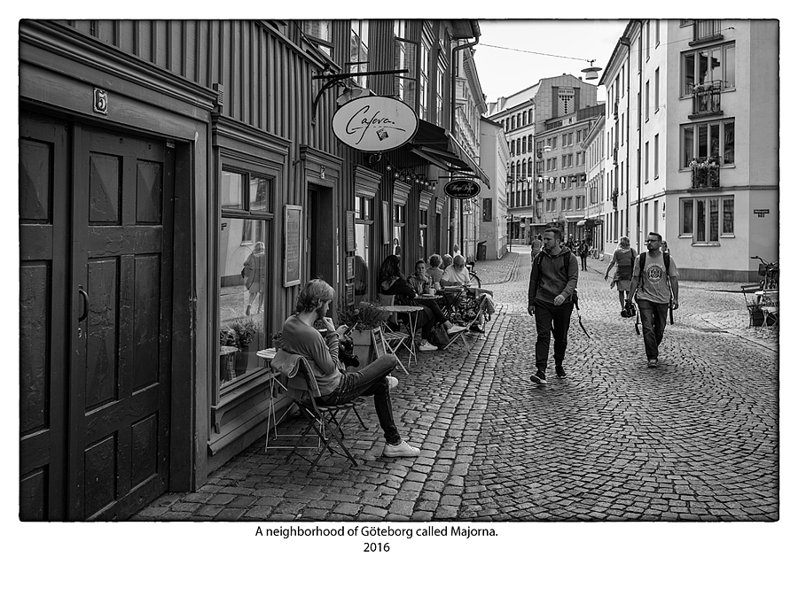 A neighborhood of Göteborg called Majorna. | SUMMILUX-M 1:1.4/50 ASPH <br> Click image for more details, Click <b>X</b> on top right of image to close