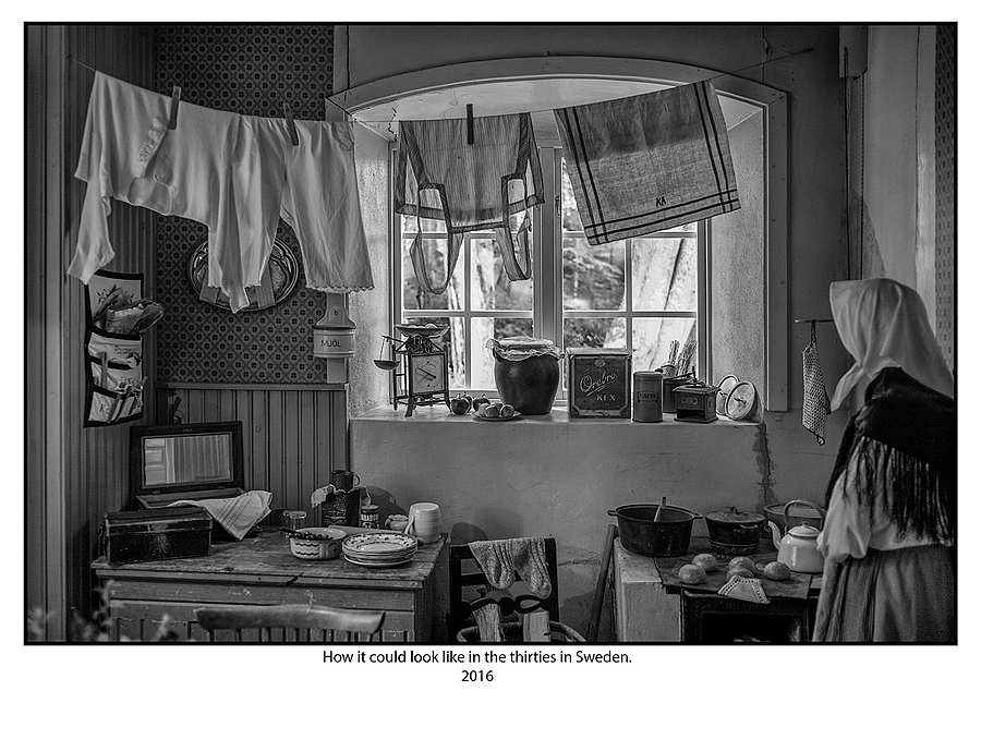 How it could look like in the thirties in Sweden. | LEICA SUMMICRON 35MM F2 ASPH <br> Click image for more details, Click <b>X</b> on top right of image to close