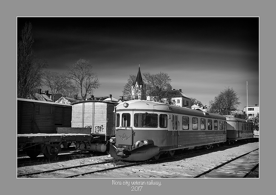 Veteran railway. | LEICA SUMMICRON 35MM F2 ASPH <br> Click image for more details, Click <b>X</b> on top right of image to close