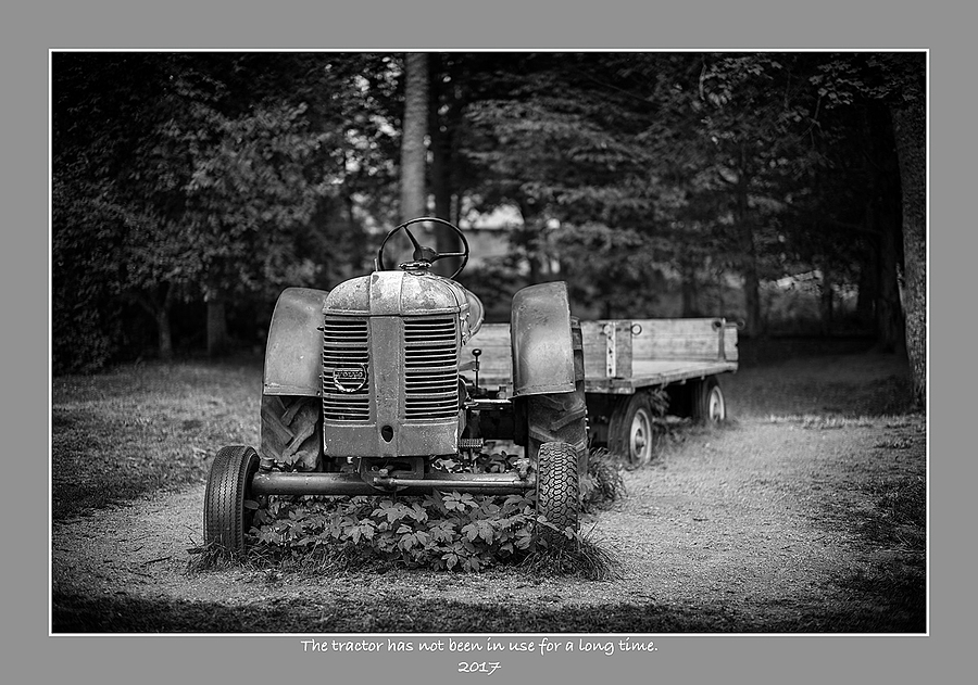 The tractor. | SUMMILUX-M 1:1.4/50 ASPH <br> Click image for more details, Click <b>X</b> on top right of image to close