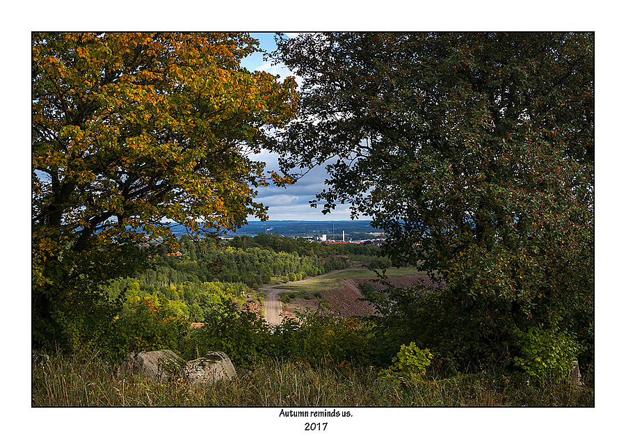 Autumn reminds us. | SUMMILUX-M 1:1.4/50 ASPH <br> Click image for more details, Click <b>X</b> on top right of image to close