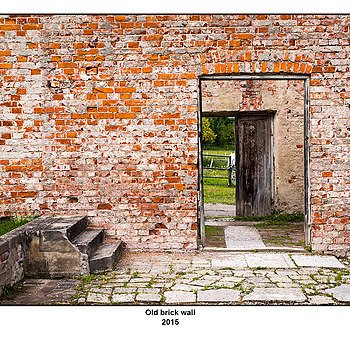 Old brick wall | SUMMILUX-M 1:1.4/50 ASPH <br> Click image for more details, Click <b>X</b> on top right of image to close
