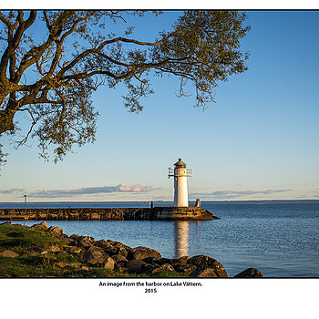 An image from the harbor on Lake Vättern. | SUMMILUX-M 1:1.4/50 ASPH <br> Click image for more details, Click <b>X</b> on top right of image to close