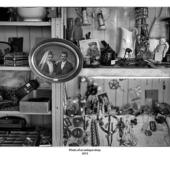 Photo of an antique shop. | SUMMILUX-M 1:1.4/50 ASPH <br> Click image for more details, Click <b>X</b> on top right of image to close