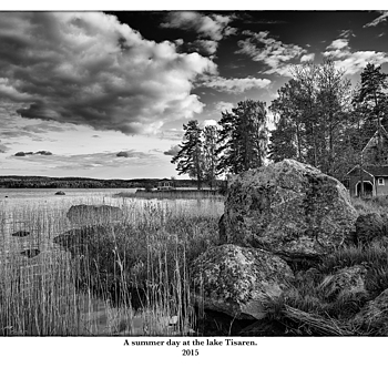 A summer day at the lake Tisaren. | LEICA ELMARIT 28MM F2.8 ASPH <br> Click image for more details, Click <b>X</b> on top right of image to close