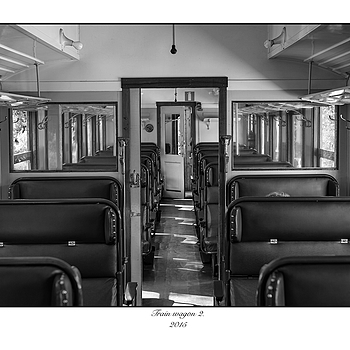 Train wagon II. | SUMMILUX-M 1:1.4/50 ASPH
