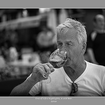 Cold beer. | SUMMILUX-M 1:1.4/50 ASPH <br> Click image for more details, Click <b>X</b> on top right of image to close