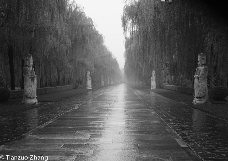 The Sacred Way of Ming Dynasty Tombs (Built in 1435) | LEICA SUMMILUX 50MM F/1.4 PRE ASPH (E43) <br> Click image for more details, Click <b>X</b> on top right of image to close