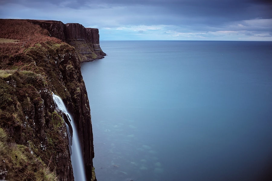 The Kilt Rock | LEICA 35MM F/1.4 SUMMILUX <br> Click image for more details, Click <b>X</b> on top right of image to close