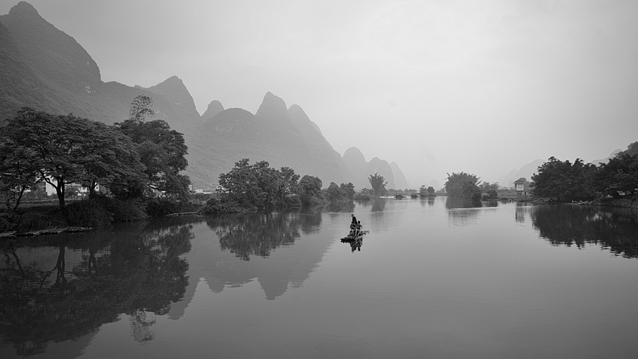 Yulong River, China | LEICA 21MM SUPER-ELMAR-M F/ 3.4 ASPH LENS <br> Click image for more details, Click <b>X</b> on top right of image to close