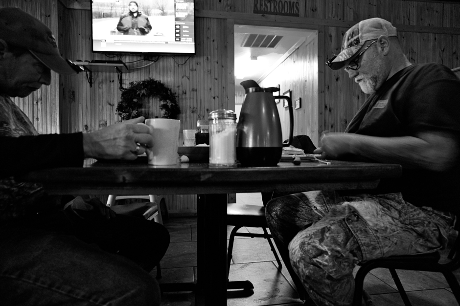 Breakfast at Isaack's, Junction, TX | LEICA 21MM SUPER-ELMAR-M F/ 3.4 ASPH LENS <br> Click image for more details, Click <b>X</b> on top right of image to close