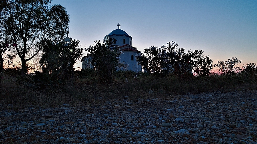 Church Agios Nikolaos near Messolonghi | LEICA 21MM SUPER-ELMAR-M F/ 3.4 ASPH LENS <br> Click image for more details, Click <b>X</b> on top right of image to close