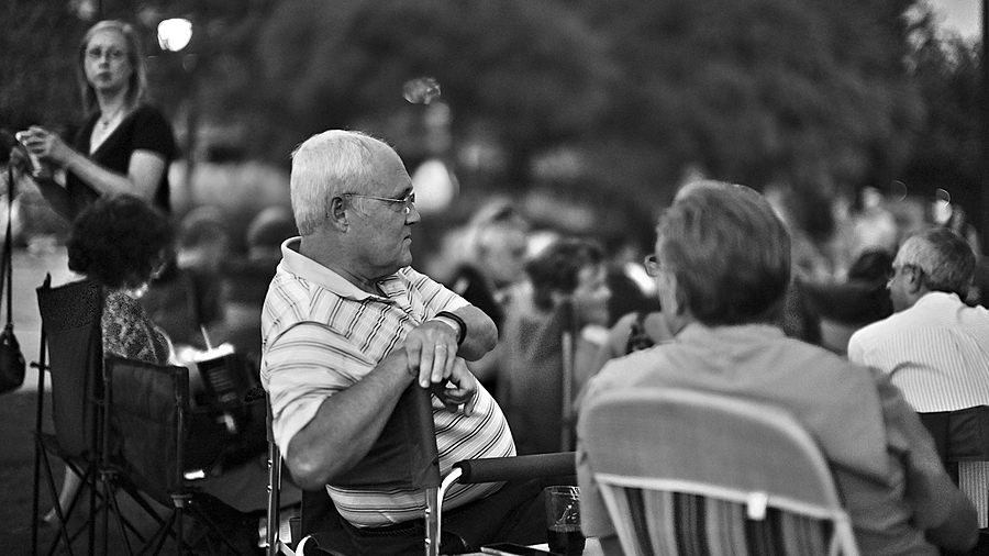 Concert at Levitt Pavilion | LEICA NOCTILUX 50MM F0.95 ASPH <br> Click image for more details, Click <b>X</b> on top right of image to close