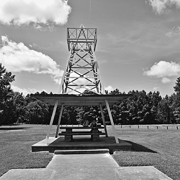 Picnic Area on I-20 near Tyler, TX | LEICA 21MM SUPER-ELMAR-M F/ 3.4 ASPH LENS