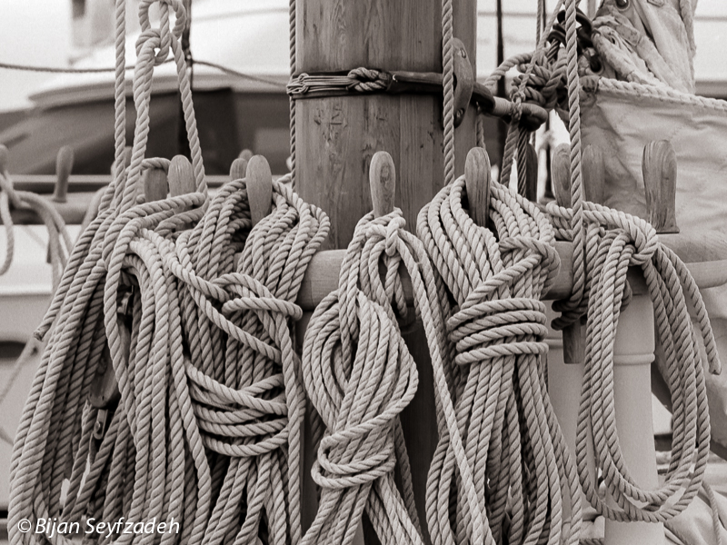 Ropes | LEICA ELMARIT 90MM F2.8 <br> Click image for more details, Click <b>X</b> on top right of image to close