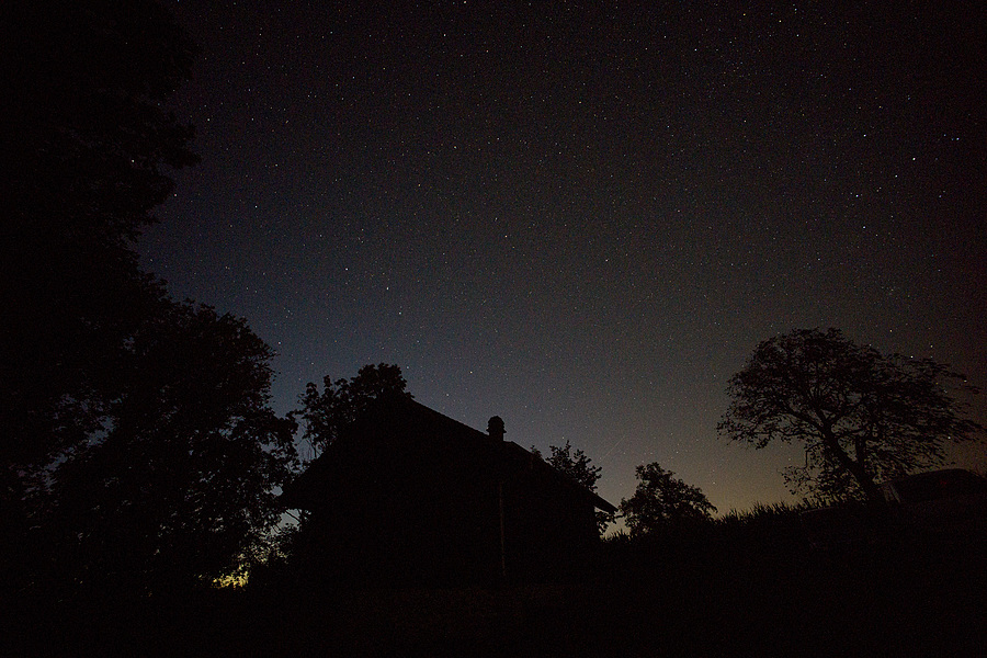 Starry night | LEICA 15MM F/3.5 SUPER ELMAR 1980 (CARL ZEISS DESIGN) <br> Click image for more details, Click <b>X</b> on top right of image to close