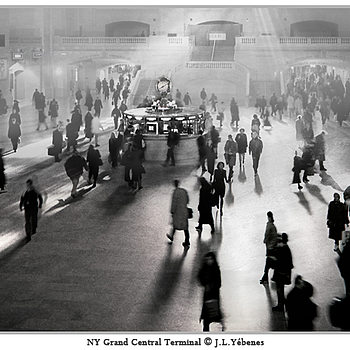 NY Central Terminal | LENS MODEL NOT SET <br> Click image for more details, Click <b>X</b> on top right of image to close
