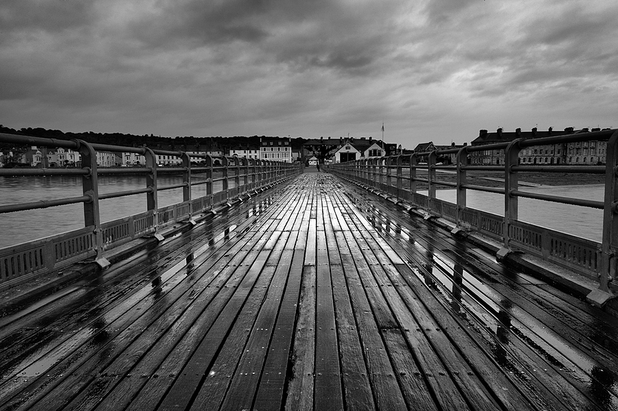 Beaumaris Pier | ZEISS ZM BIOGON T* F2.8 21MM <br> Click image for more details, Click <b>X</b> on top right of image to close