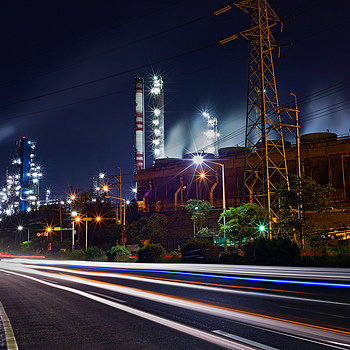 Ulsan Industrial Complex | ZEISS ZM DISTAGON T* F2.8 15MM