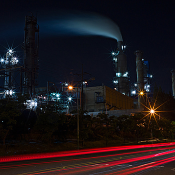 SK Oil Refinery | ZEISS ZM DISTAGON T* F2.8 15MM