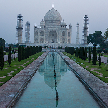 Taj Mahal Standing The Test of Time | ZEISS ZM C-BIOGON F2.8 35MM